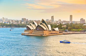 Vivan una aventurera luna de miel en Australia