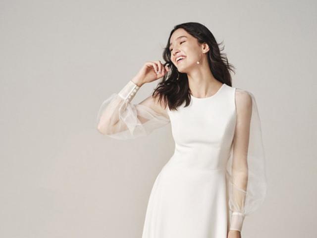 """Vestidos de novia con escote redondo: ¿es un gran """"sí"""" para ti?"""