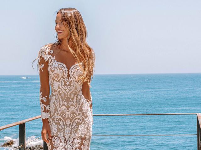 Vestidos de novia Nevada Novias: un diseño a la medida de tus sueños