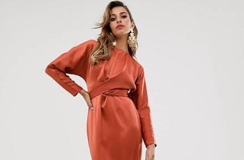 Los vestidos de fiesta Asos 2021 que toda invitada querrá llevar para la próxima fiesta de matrimonio