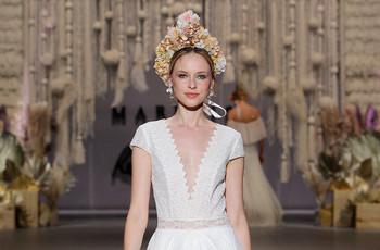 Accesorios que marcaron tendencia en la Bridal Fashion Week 2019