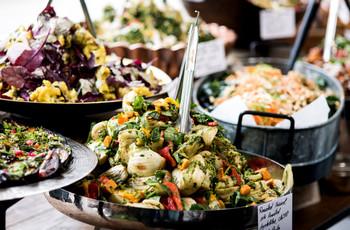 Menú vegano para sus invitados ¿qué ofrecer?