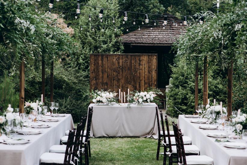Los 10 mejores lugares de matrimonio en Santiago