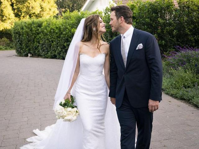 ¡Chris Pratt se casó con la hija de Arnold Schwarzenegger!
