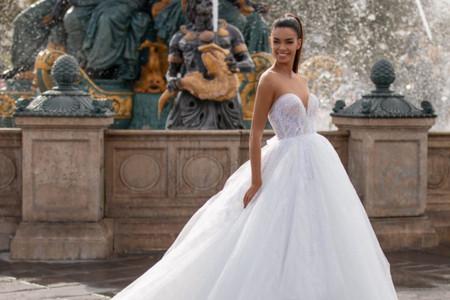 Vestidos de novia Milla Nova by Lorenzo Rossi 2021: desde lo minimalista a lo extraordinario