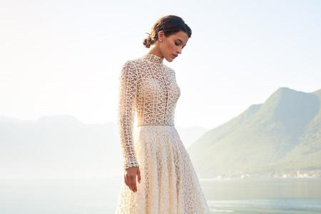 Deja huella con los vestidos de novia de Ida Torez 2020