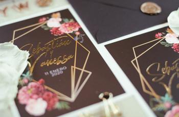 ¿Cómo elegir las invitaciones de matrimonio?