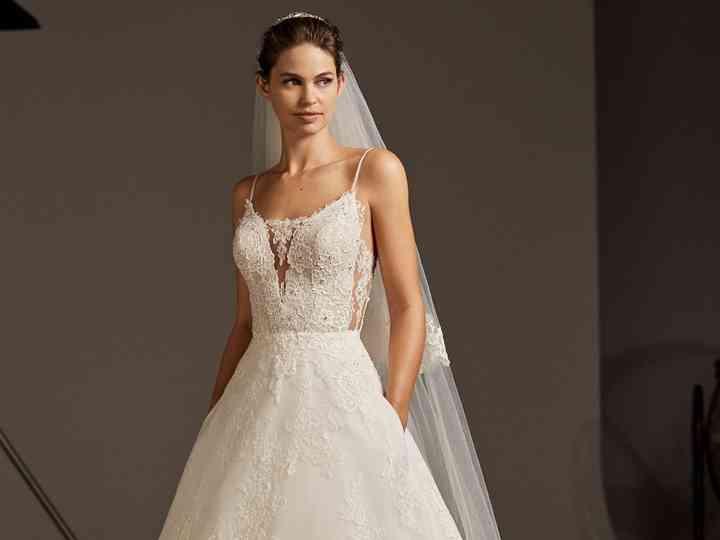 Vestidos de boda 2020