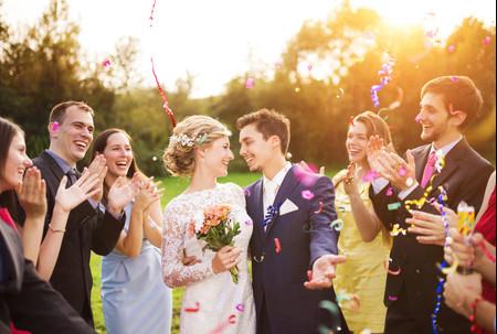 ¿A quiénes invitar a su matrimonio? La pregunta del millón