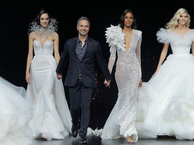 Pronovias 2020: vestidos de novia bajados de las estrellas