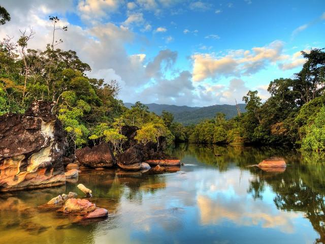 Viajen a la gran Isla de Madagascar para su luna de miel