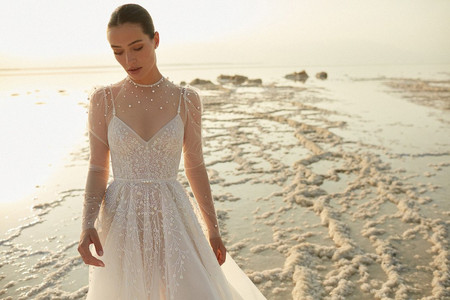 New York Luxury Bridal Fashion Week 2021: ¡9 tendencias para todos los estilos de novias!