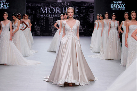 Morilee 2020: vestidos de novia que evocan a la naturaleza