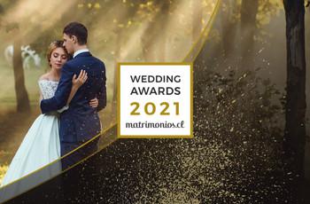 ¡Los Wedding Awards 2021 de Matrimonios.cl ya están aquí! ¡Conozcan a los ganadores!