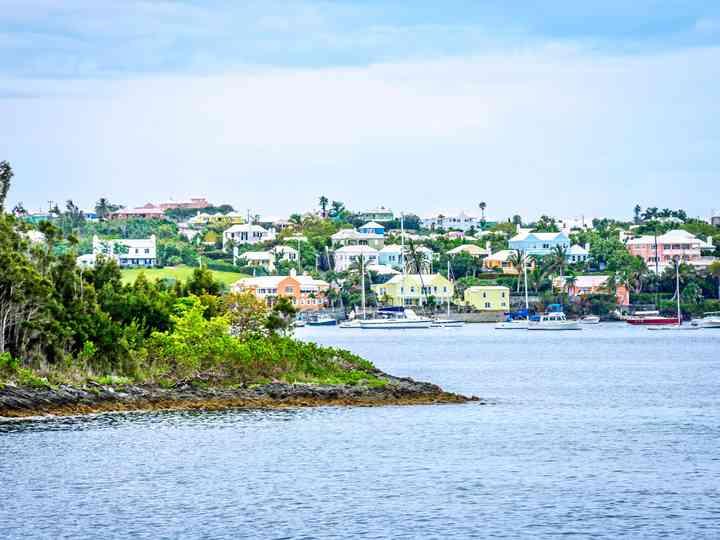 Islas Bermudas: una luna de miel conectada con la naturaleza