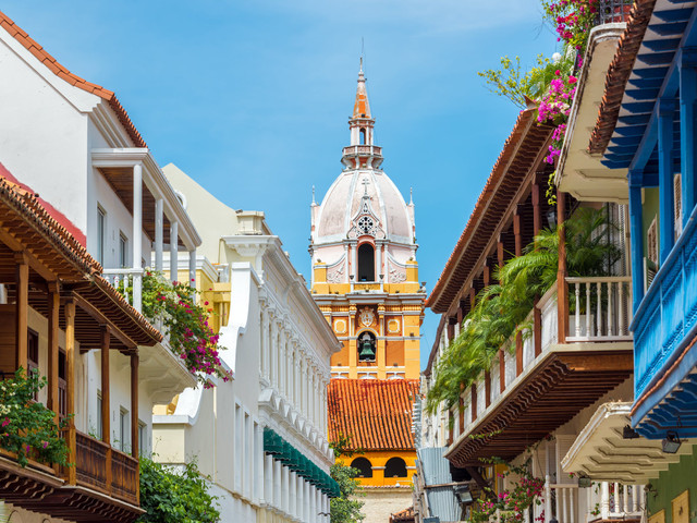 Las maravillas de una Colombia romántica y aventurera para su luna de miel