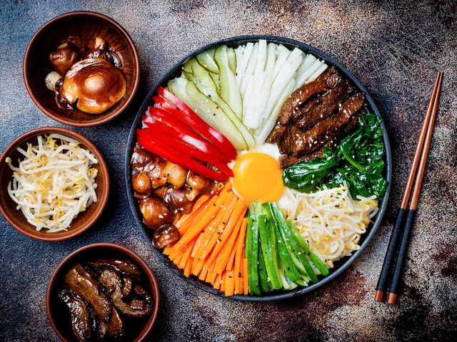 12 propuestas de sabores asiáticos para sorprender en el banquete y viajar a través de los sentidos