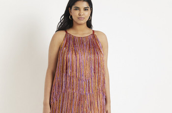 55 vestidos de fiesta para gorditas: cortes y estilos para elegir