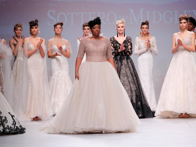 Maggie Sottero presenta vestidos de novia dirigidos a la mujer moderna en la VBBFW
