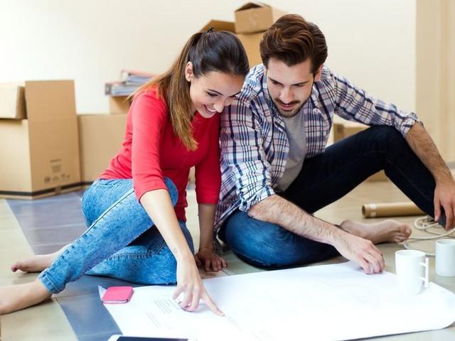 8 situaciones que vivirán cuando decoren juntos su casa