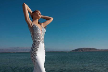 Conoce los deslumbrantes vestidos de novia 2020 de Pnina Tornai