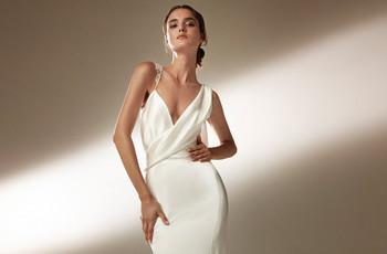 Vestidos de novia 2021 de Atelier Pronovias: el glamur de Hollywood llega al mundo nupcial