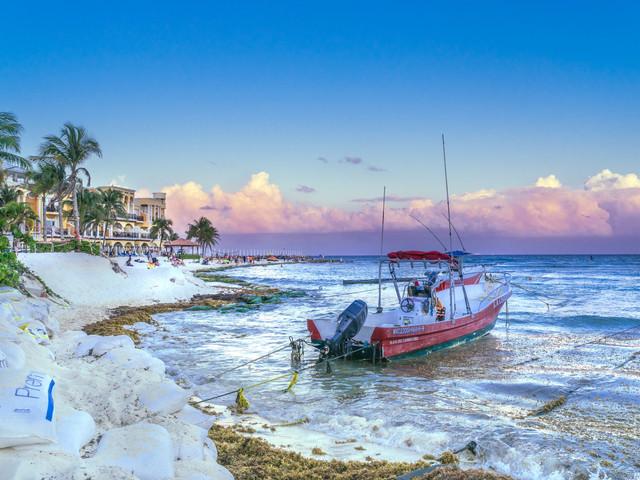Luna de miel en Riviera Maya: un paraíso para enamorados