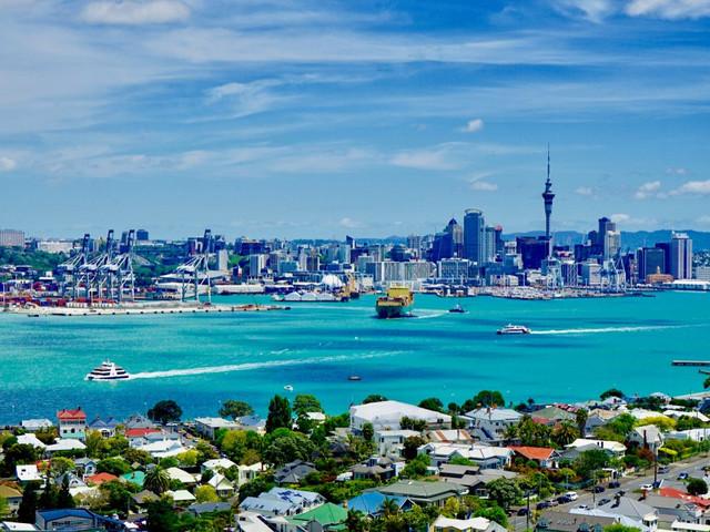 Luna de miel en Nueva Zelanda, un paraíso natural