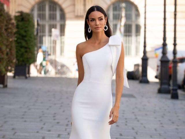 25 vestidos de novia con un solo hombro para destacar en tu día