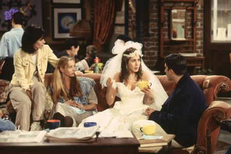 """Revive los vestidos de novia de las protagonistas de """"Friends"""" una y otra y otra vez (como toda gran fan)"""