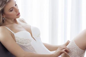 Lencería de novia para el 2021: las prendas más delicadas (y sexys) de la temporada