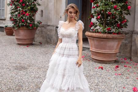 Tendencia 2020 en vestidos de novia: ser única y excepcional