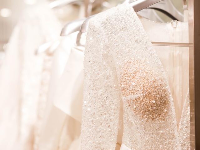Dudas existenciales sobre el vestido de novia