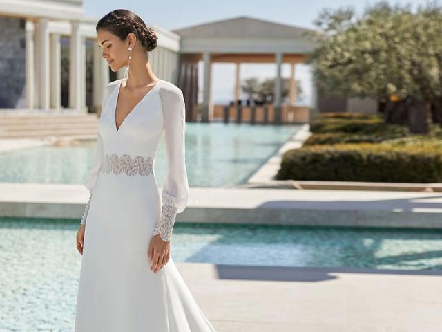 Vestidos de novia Rosa Clará 2020: así se renueva en sus 4 colecciones