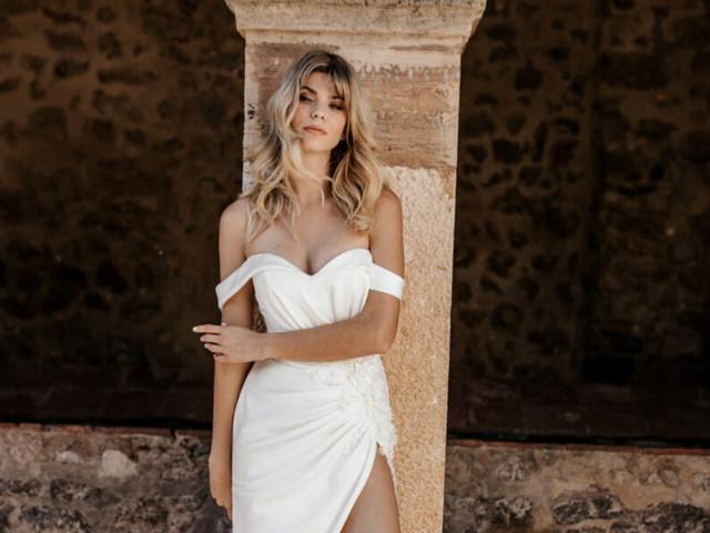 170 vestidos de novia para el civil: dile adiós al protocolo y viste como la novia que ya eres