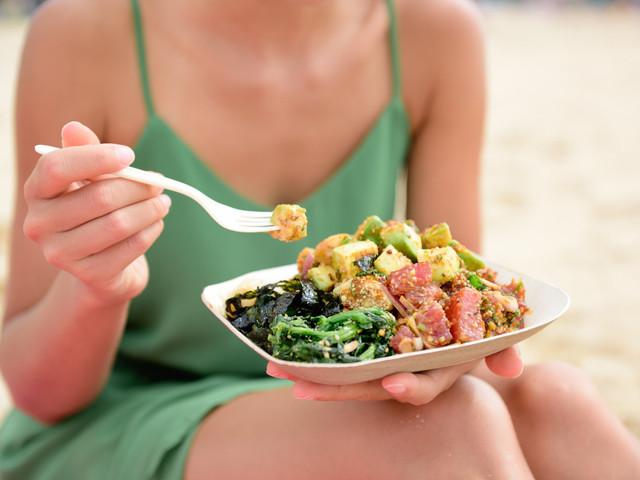 Dieta equilibrada para una novia saludable