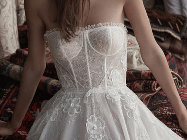 65 vestidos de novias con corsé. ¡Elige el tuyo!