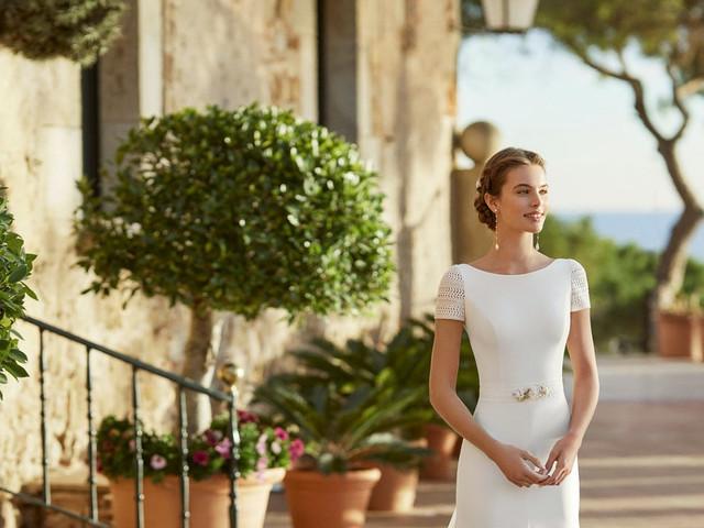 ¿Cuáles son los escotes de vestidos de novia más elegantes?
