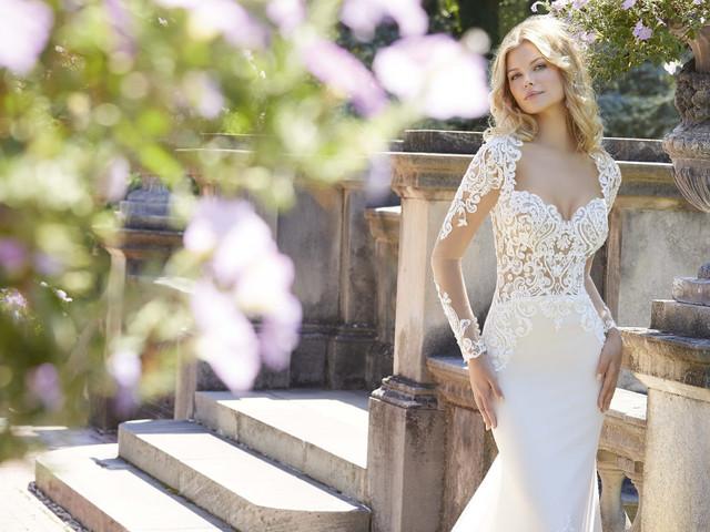 Descubre la dulzura de los vestidos de novia 2020 de Morilee