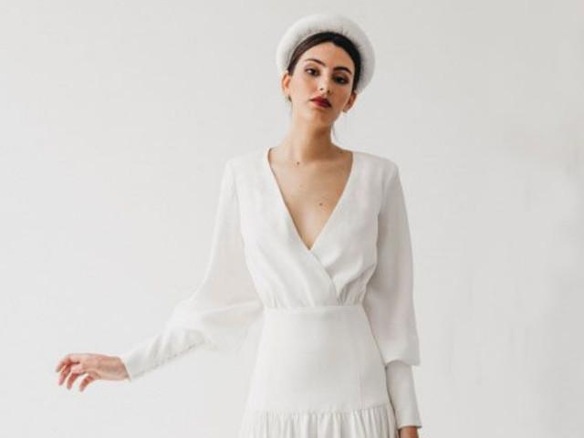 Vestidos de novia Cherubina 2020: amor por lo clásico