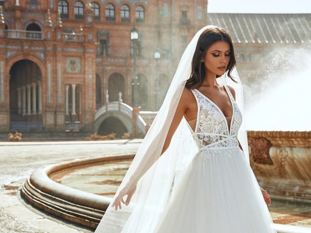 Vestidos de novia de Marchesa for Pronovias: la alianza nupcial más perfecta y esperada