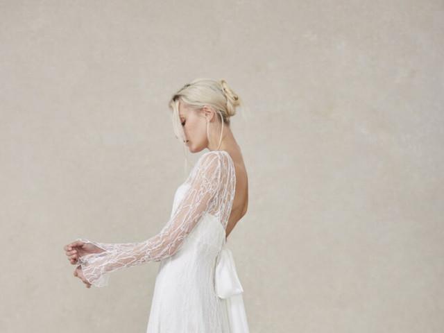 Vestidos de novia 2021 de Nordeen: cortes minimalistas y con detalles que enamoran