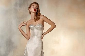Descubre los sensuales vestidos de novia 2020 de Atelier Pronovias