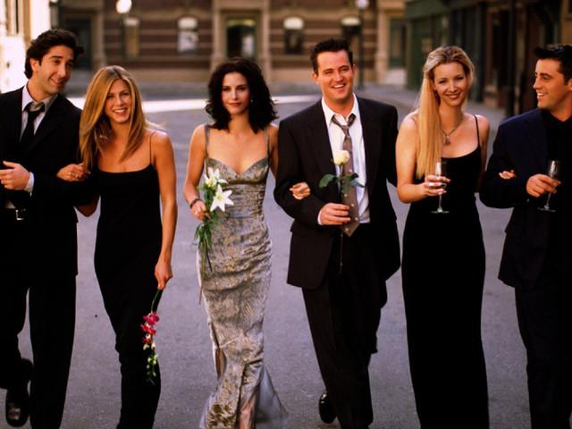 """Los 7 momentos nupciales más recordados de """"Friends"""""""