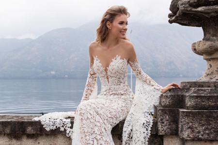 200 vestidos de novia con encaje que te enamorarán