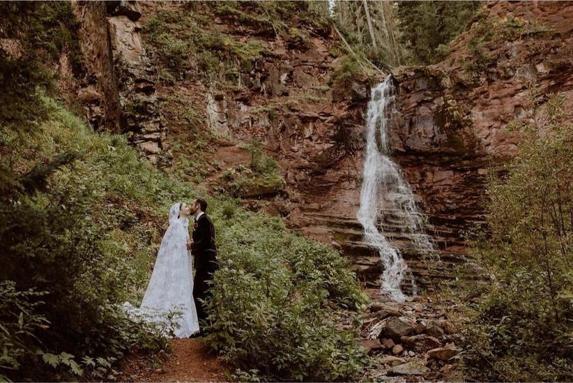 Locación del matrimonio de Lily Collins y Charlie McDowell