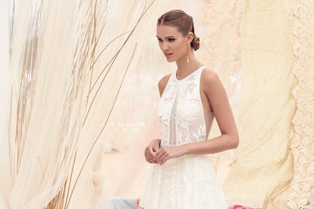 Conoce los vestidos de novia de Rembo Styling 2019 y sé una novia folk