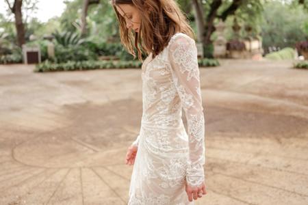 Vestidos de novia 2020 de Monique Lhuillier: más allá del romanticismo
