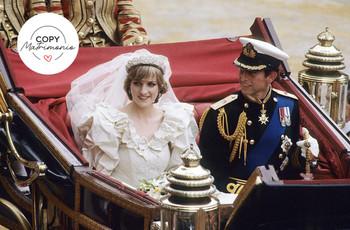 Copy matrimonio: A 40 años de la boda real de Lady Di y el príncipe Carlos