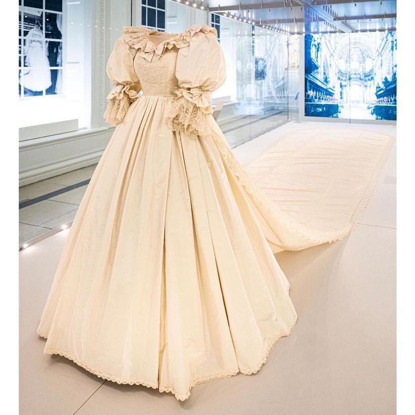 Vestido de novia Lady Di